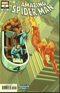 Amazing Spider-Man #4 - NM - Variant Cover