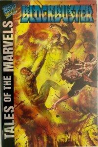 Blockbuster #1 8.0 VF (1995)