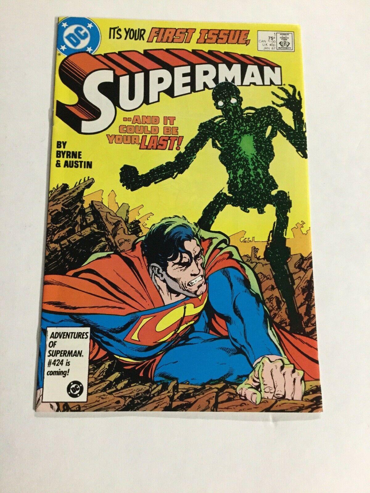 Superman #297 FN 1976 Stock Image