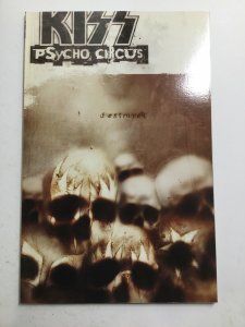 Kiss Psycho Circus  Destroyer Tpb Softcover Sc Near Mint Nm Image