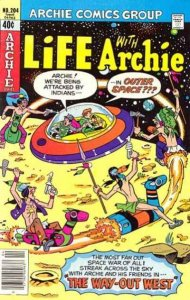 Life with Archie (1958 series) #204, VF+ (Stock photo)