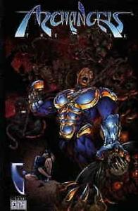 Archangels: The Saga #2 (2nd) VF/NM; Eternal | save on shipping - details inside