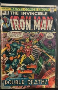 Iron Man #58 (1973)