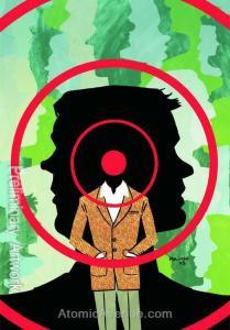 Human Target (2nd Series) Deluxe #1 VF/NM; DC/Vertigo | save on shipping - detai