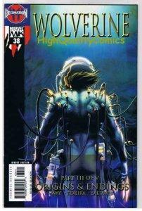 WOLVERINE #38, NM-, X-men, Mark Texeira, Dan Way, Saltares, 2003, more in store