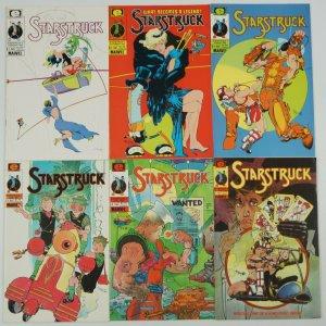 Starstruck #1-6 VF/NM complete series - epic comics - elaine lee - mike kaluta