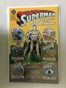 Superman #1 1st Print 6.0 FN (1997)
