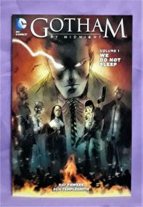 Ben Templesmith GOTHAM BY MIDNIGHT Vol 1 TPB Ray Fawkes (DC, 2015)!