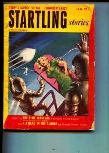 Startling Stories-Pulp-1/1954-Philip K. Dick-Wilson Tucker