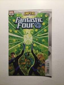 Fantastic Four 23 Lgy 668 Near Mint Nm Marvel