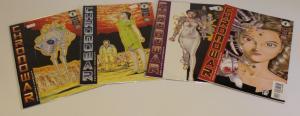 Dark Horse Comics Manga Lot of 4- CHRONOWAR 1-4 (of 9) VF (SIC688)