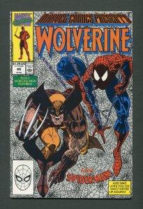 Marvel Comics Presents #49  / 9.6 NM+   /  July 1990