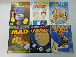MAD Magazine 90's Lot 22 Different