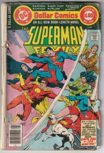The Superman Family #190 August 1978 DC Dollar Comics