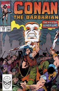 Conan the Barbarian #235 VF/NM; Marvel | save on shipping - details inside