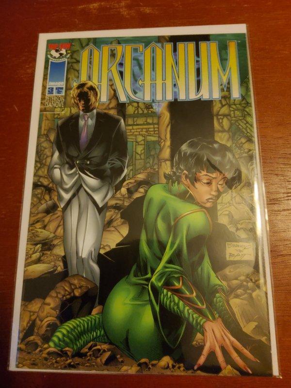 Arcanum (DE) #3