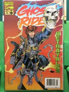 Ghost Rider #61 Betrayals part 4