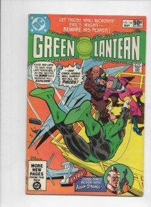 GREEN LANTERN #140, VF+, Adam Strange, Hal Jordan, 1960 1981 more in store