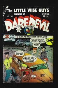 Daredevil Comics (1941 series) #104, Fine+ (Actual scan)