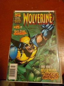Wolverine #125 (1998)