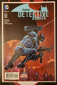 DETECTIVE COMICS  (2011 Series)  (DC NEW52) #51 ROMITA NM 9.4 Comics Book