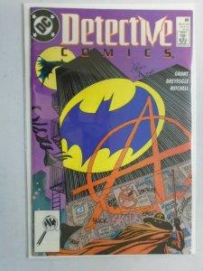 Detective Comics #608 Batman First Appearance of Anarky 6.0 FN (1989)