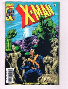 X-Man #57 VF Marvel Comics Comic Book Miller Mysterio DE16