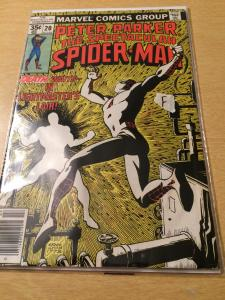 Peter Parker, The Spectacular Spider-Man #20