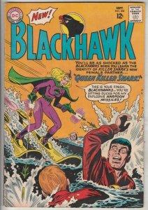 Blackhawk #200 (Sep-64) FNVF+ Mid-High-Grade Black Hawk, Chop Chop, Olaf, Pie...