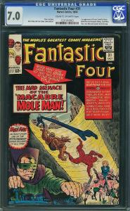 Fantastic Four #31 (Marvel, 1964) CGC 7.0