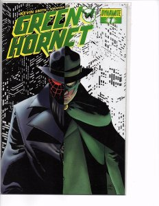 Dynamite Comics (2010) Green Hornet #7 John Cassaday Cover Kevin Smith Story