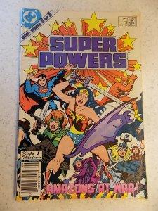 SUPER POWERS # 3