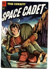 Tom Corbett Space Cadet #11 1954- Dell Comics- Golden Age VF
