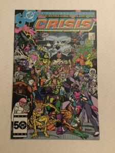 Crisis On Infinite Earths 9 Vf Very Fine 8.0 Dc