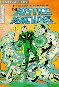 Justice Machine, The (Innovation) #5 FN; Innovation | save on shipping - details