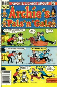 Archie's Pals 'N' Gals #166, VF+ (Stock photo)