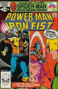Marvel POWER MAN AND IRON FIST (1978 Series) #76 VF