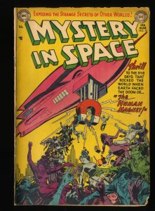 Mystery In Space #12 GD+ 2.5
