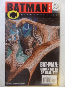BATMAN # 584