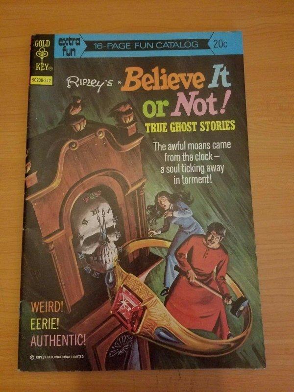 Ripley's Believe It or Not #44 ~ VERY FINE VF ~ (1973, Western Publishing)