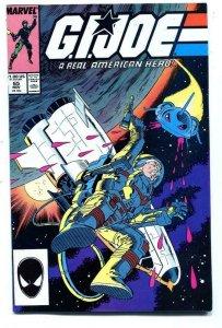 GI JOE #65, VF/NM, Marvel, Larry Hama, Ron Wagner, 1982 1987, War