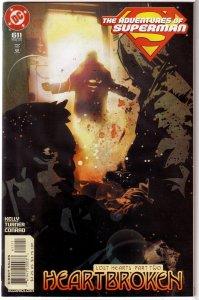 Adventures of Superman   vol. 1   #611 VF/NM (Lost Hearts 2)