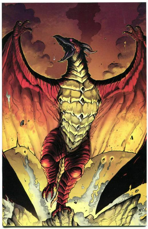 GODZILLA Kingdom of Monsters #2, NM, Variant, 2011, more Horror in store