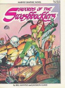 Marvel Graphic Novel #14 FN; Marvel | save on shipping - details inside