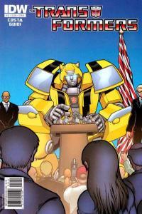 Transformers (2009 series) #12, NM