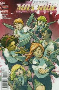 Max Ride: Ultimate Flight #2 VF/NM; Marvel | save on shipping - details inside