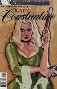 HELLBLAZER SPECIAL LADY CONSTANTINE (2003 VERTIGO) 1-4