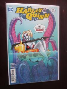 Harley Quinn #29B - VF - 2016 - 1:25 Variant