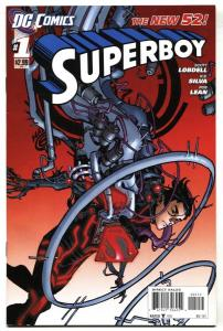 Superboy #1 2011 New 52 DC second printing NM-