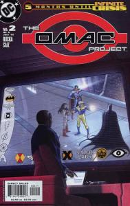 Omac Project, The #2 VF; DC | save on shipping - details inside